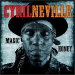 Cyril Neville, Magic Honey, album cover