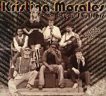Kristina Morlaes and the Bayou Shufflers, Louisiana Fariytale, album cover