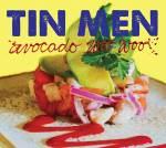 Tin Men, Avocado Woo Woo, album cover