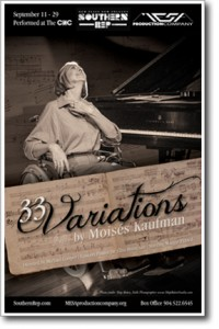 33 VARIATIONS poster