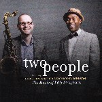 Christian Winther, Richard D. Johnson, Two People: The Music of Billy Strayhorn, album cover