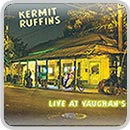kermit ruffins live at vaughans album cover