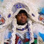 Big Chief Bo Dollis Jr., Wild Magnolias, podcast photo