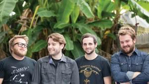 Breton Sound, press photo, OffBeat Magazine, November 2013