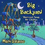 Mark Galasso, Big Backyard, album cover