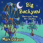 Mark Galasso, Big Backyard, album cover