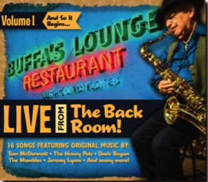 Buffas-Live-from-the-Back-Room-V1-CD-cover