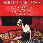 Jayna Morgan and the Sazerac Sunrise Jazz Band, Mistletoe and Stockings, album cover