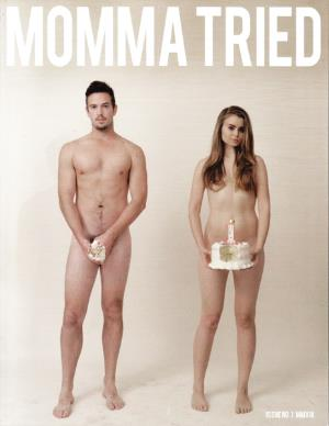Momma Tried, cover, OffBeat Magazine, December 2013