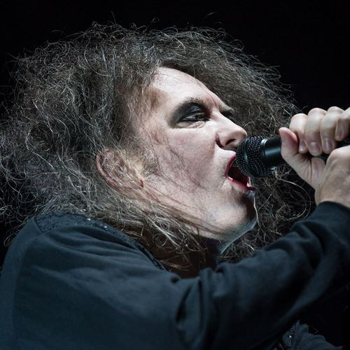 The Cure, Robert Smith, Voodoo Music Experience, 2013, photo, Elsa Hahne