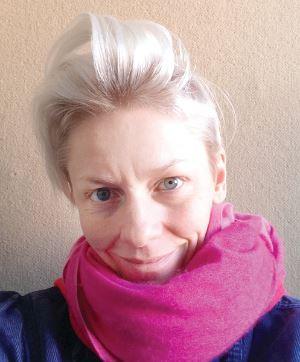 Elsa Hahne, OffBeat Magazine, photo, January 2014