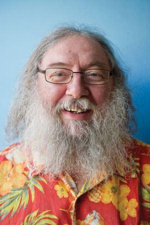 John Swenson, photo, OffBeat Magazine, January 2014