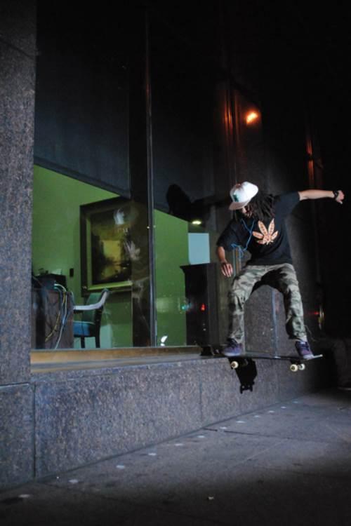 Nightdares, Tail Slide, Kendrick, photo, Brad McCormick