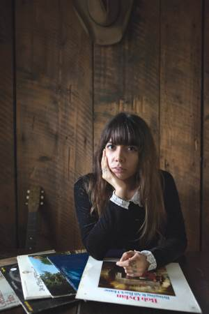 Hurray for the Riff Raff, Alynda Lee Segarra, photo, Sarah Danzinger, OffBeat Magazine, February 2014