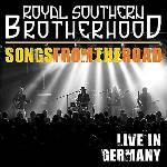 Royal Southern Brotherhood, Songs from the Road, Live in Germany, album cover, OffBeat Magazine, February 2014