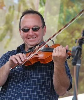 fiddle player al berard