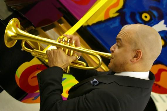 Irvin Mayfield New Orleans Jazz Market Groundbreaking Ceremony