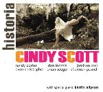 Cindy Scott, Historia, album cover, OffBeat Magazine, March 2014