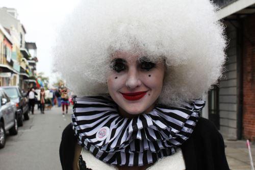 Nancy Joynt, Mardi Gras, 2014, photo, OffBeat Magazine