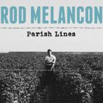 Rod Melancon, Parish Lines, album cover, OffBeat Magazine, March 2014