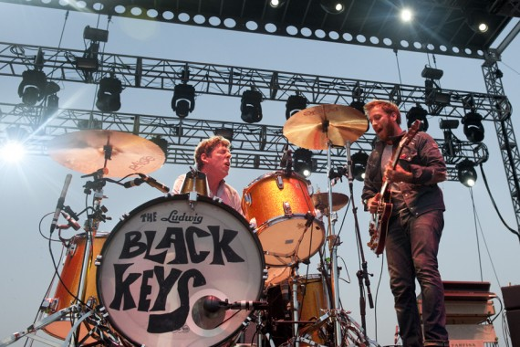 The Black Keys at Gulf Shores' Hangout Music Festival. By Erika Goldring