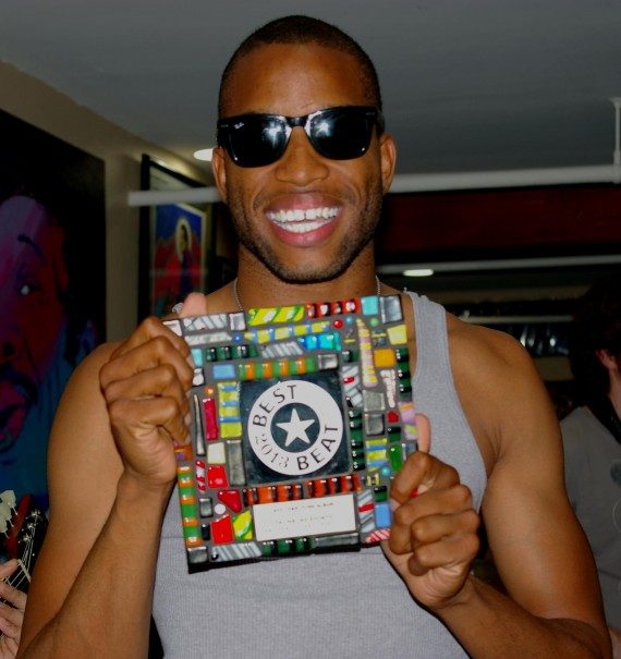 Trombone Shorty, Best of the Beat, OffBeat Magazine