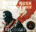 Bobby Rush, album cover, OffBeat Magazine, May 2014