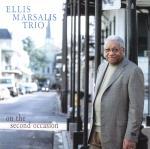 Ellis Marsalis Trio, album cover, OffBeat Magazine, May 2014