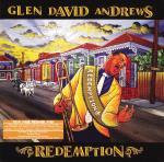Glen David Andrews, Redemption, album cover, OffBeat Magazine, May 2014