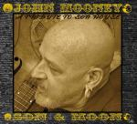 John Mooney, Son & Moon, album cover, OffBeat Magazine, May 2014