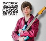 Matthew Davidson, Cross My Heart, album cover, OffBeat Magazine, June 2014