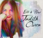 Judith Owen, Ebb & Flow, album cover, OffBeat Magazine, July 2014