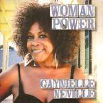 Gaynielle Neville, Woman Power, album cover, OffBeat Magazine, July 2014