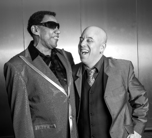 Henry Butler and Steve Bernstein, Stephanie Berger, OffBeat Magazine, August 2014