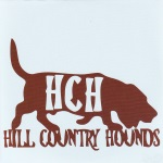 Hill Country Hounds, HCH, album cover, OffBeat Magazine, August 2014
