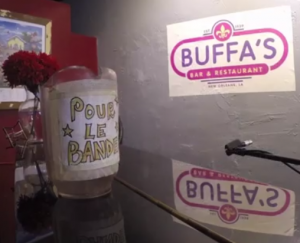 Buffa's Bar and Restaurant, Stephen Maloney, OffBeat Magazine
