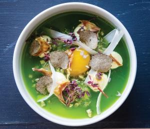 Eggs Sardou, Elsa Hahne, OffBeat Magazine, September 2014