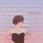Carsie Blanton, Not Old, Not New, album cover, OffBeat Magazine, September 2014