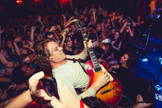 Ty Segall, One Eyed Jacks, Caitlyn Ridenour, OffBeat Magazine