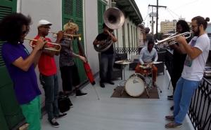 Trumpet Mafia, Caravan, Frenchmen Street, OffBeat Magazine