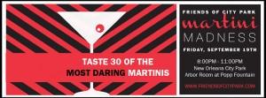 Martini Madness Vote Now