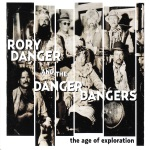 Rory Danger & the Danger Dangers, The Age of Exploration, album cover, OffBeat Magazine, November 2014