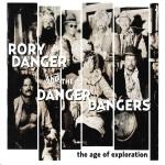 Rory Danger & the Danger Dangers, The Age of Exploration, album cover, OffBeat Magazine, November 2014