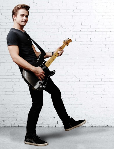 Hunter Hayes, OffBeat Magazine, December 2014