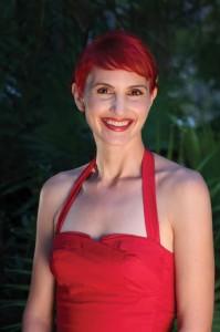 Alexandra Scott, Photo by Tim Caldwell, OffBeat Magazine, December 2014