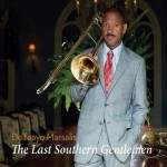 Delfeayo Marsalis, The Last Southern Gentlemen, album cover, OffBeat Magazine, December 2014