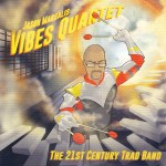 Jason Marsalis Vibes Quartet, The 21st Century Trad Band, album cover, OffBeat Magazine, December 2014