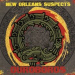 New Orleans Suspects, Ouroboros, album cover, OffBeat Magazine, December 2014