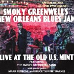 Smoky Greenwell - Smoky Greenwell's  New Orleans Blues Jam