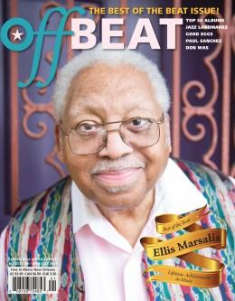 OffBeat Magazine, January 2015